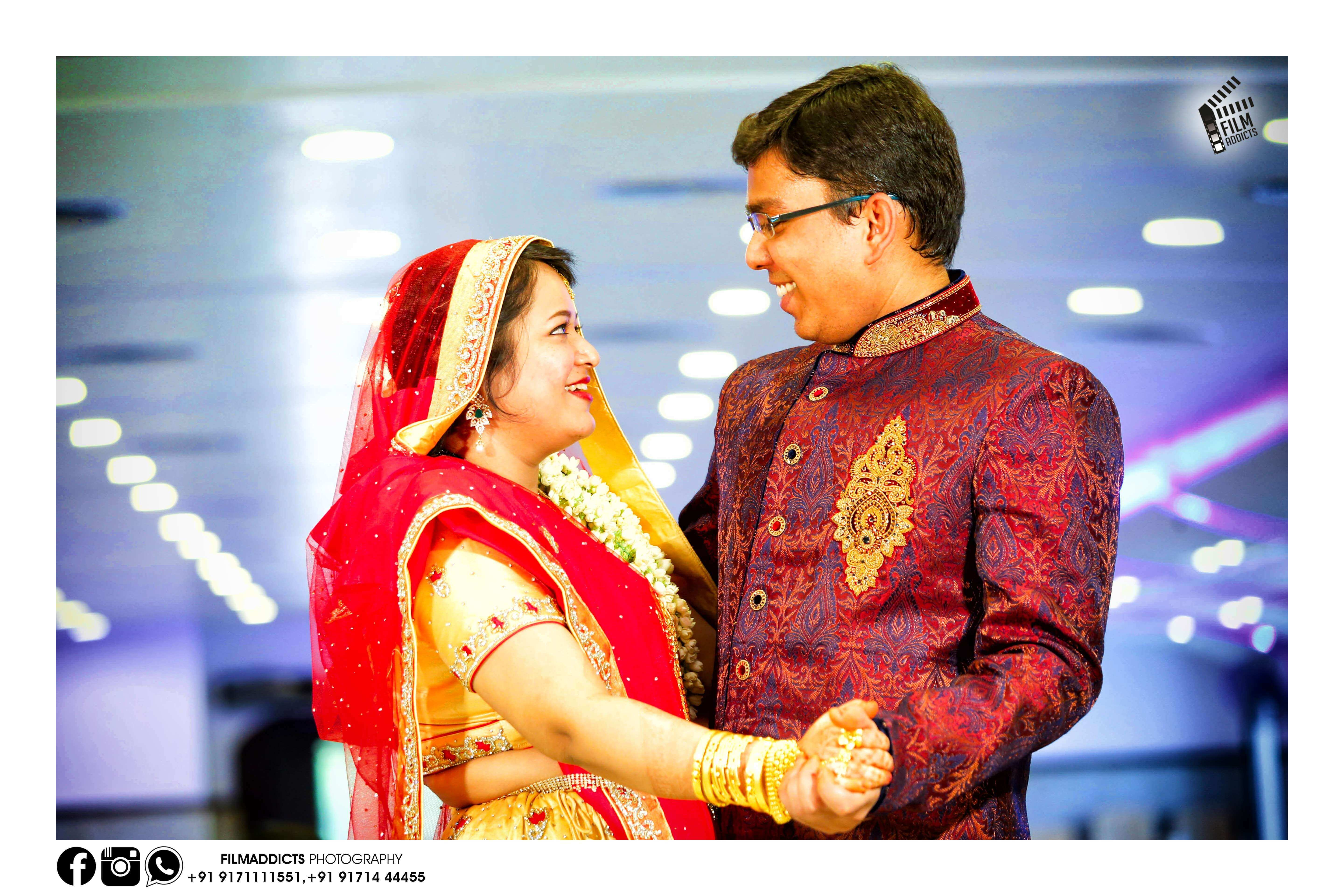 Muslim wedding Photographers in Melur - Filmaddicts Photography